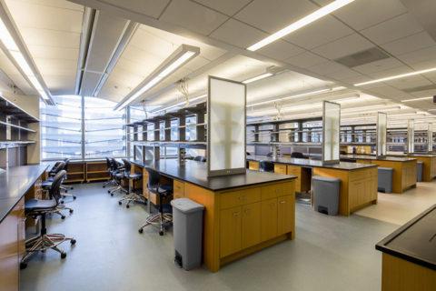 1101 Science Bldg Lab6
