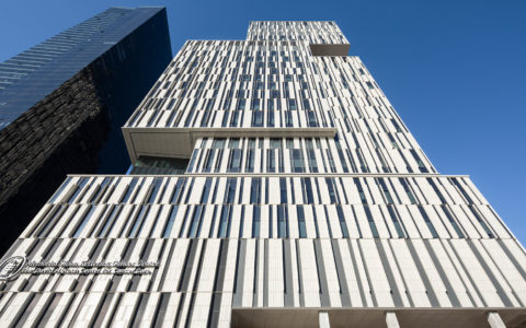 Msk Koch Center For Cancer Care Ext Facade Fdr Drive Looking Up 1 Copyright Andrew Rugge