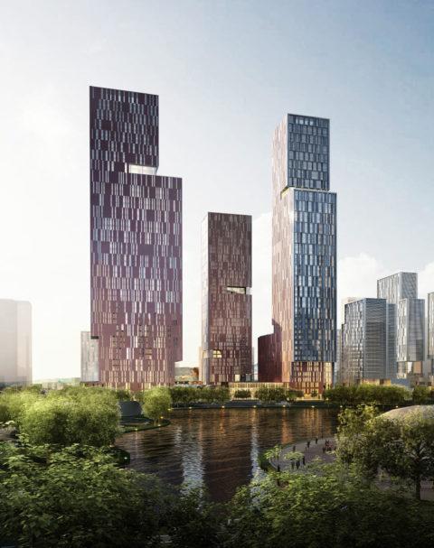 1303 Nanjing Qilin Ext