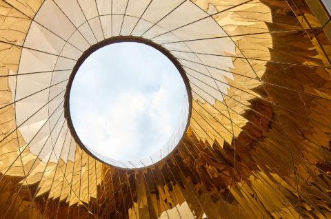 1419 Shanghai Astronomy Museum Oculus Detail