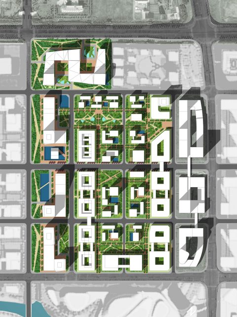 1520 Lingang Masterplan