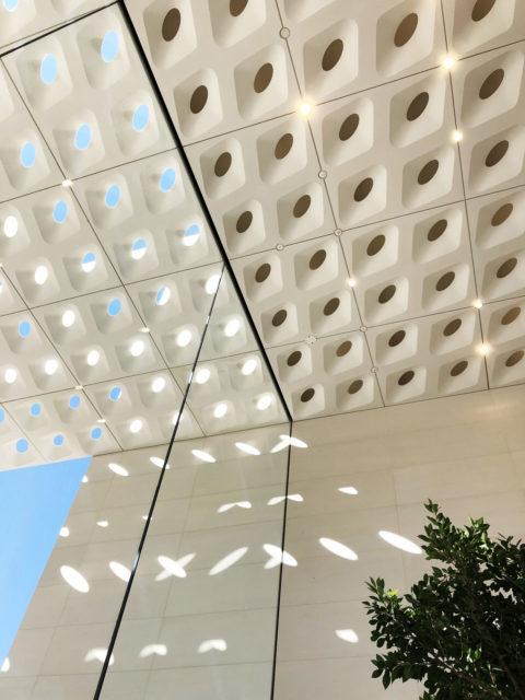 1600 Apple Scottsdale Glass Detail Inside