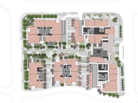 01 2019 10 21 Landscape Plan Level 1 Teracotta