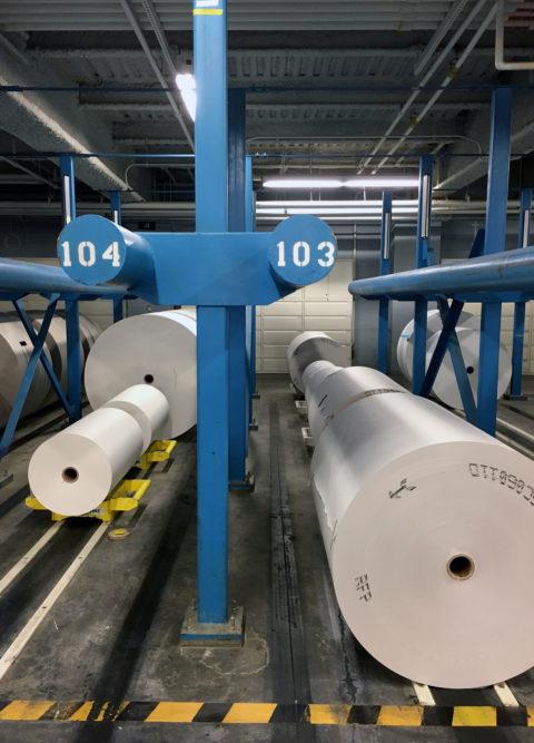 9318 New York Times Printing Plant 3