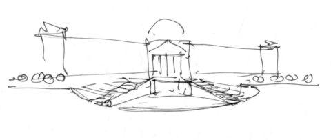 9910 Brooklyn Entry Sketch1