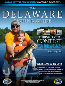 2014 Delaware Fishing Guide | Official Fishing Regulations from The Delaware Department of Natural Resources