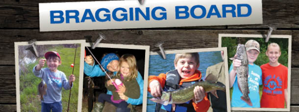 Bragging Board & Angler Awards Program