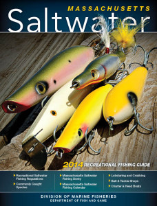 2013 Massachusetts Saltwater Recreational Fishing Guide - Department of Marine Fisheries