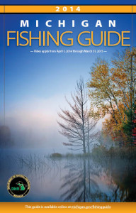 2014 Michigan Fishing Guide - The Official Fishing Regulations from the Michigan Department of Natural Resources