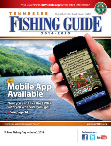 2014 Tennessee Fishing Guide | The Official Fishing Regulations from Tennessee Wildlife Resources Agency