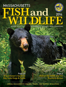 2014 Official Guide to Hunting, Freshwater Fishing, and Trapping - From the Division of Fisheries and Wildlife