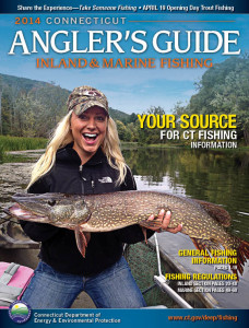 The 2014 Connecticut Angler's Guide | The Official Fishing Regulations from the Connecticut Department of Energy and Environmental Protection