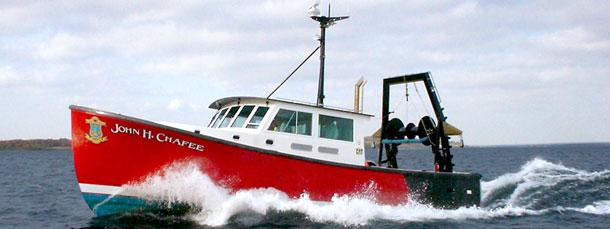 Marine Fisheries Coastal Trawl Survey