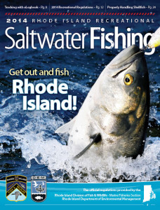 2014 Rhode Island Recreational Saltwater Fishing Guide | The Official Saltwater Regulations from the Rhode Island Division of Fish & Wildlife - Marine Fisheries Section