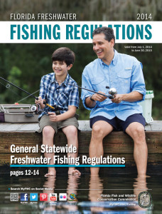 2014 Florida Freshwater Fishing Regulations | The Official Florida Fish and Wildlife Conservation Commission Fishing Handbook
