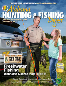 2014 - 2015 Alabama Hunting and Fishing Regulations