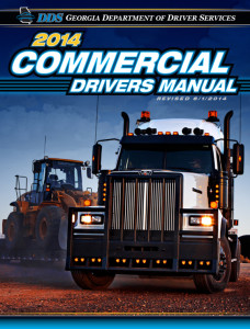 Georgia Commercial Drivers Manual