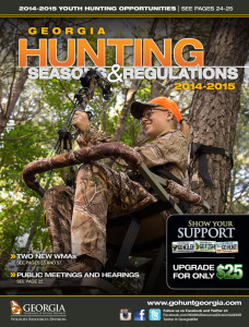 2014-2015 Georgia Hunting Regulations