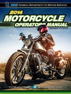 2014 Georgia Motorcycle Operators Manual
