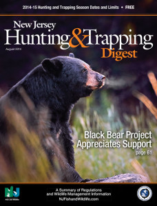 2014-2015 New Jersey Hunting & Trapping Digest