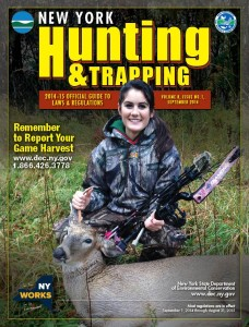2014-2015 New York Hunting and Trapping Regulations