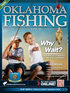 2014-2015 Oklahoma Fishing Guide