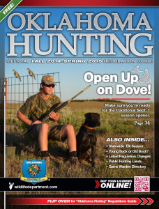 2014-2015 Oklahoma Hunting Guide