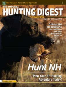 2014-2015 New Hampshire Hunting Digest