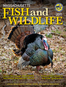 Massachusetts  Fish and Wildlife Hunting and Fishing Regulations Guide.