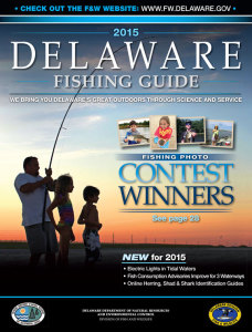 2015 Delaware Fishing Guide