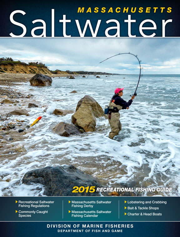 2015 Massachusetts Saltwater Fishing Guide