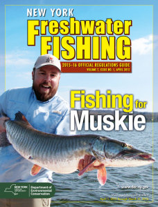 2015 New York Freshwater Fishing Regulations
