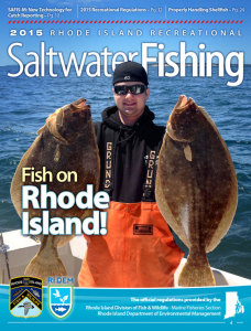 2015 Rhode Island Saltwater Fishing Guide
