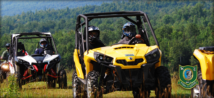 New Hampshire ATV & Snowmobile Regulations