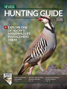 2015 Nevada Hunting Guide | The Official Hunting Regulations from the Nevada Department of Wildlife