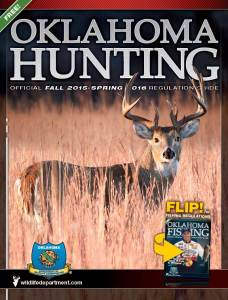 2015-2016 Oklahoma Hunting Guide – The Official Hunting Regulations Guide From the Oklahoma Wildlife Department