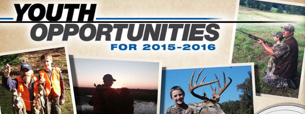 Youth Hunting Opportunities