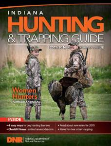 2015 Indiana Hunting and Trapping Guide