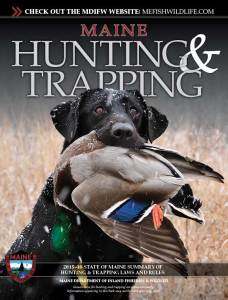 2015 Maine Hunting & Trapping Regulations Guide