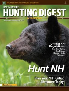 2015-2016 New Hampshire Hunting & Trapping Digest | The Official Hunting Guide from the New Hampshire Fish and Game Department