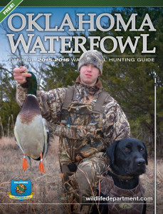 2015 Oklahoma Waterfowl Hunting Regulations