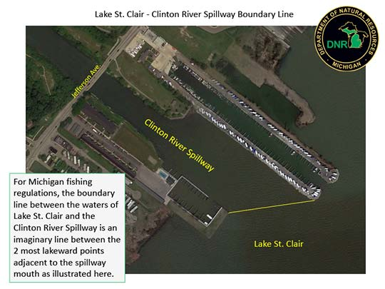 Lake-St-Clair-Clinton-River-Spillway-Boundary-Line