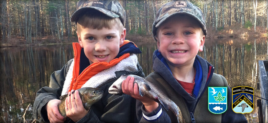 Rhode Island Freshwater Fishing Regulations