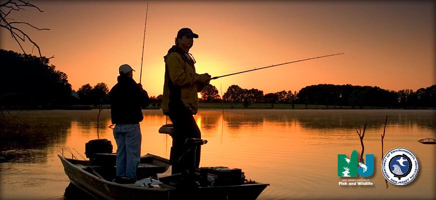 New Jersey Freshwater Fishing Regulations