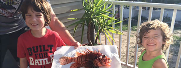 FCW's Lionfish Reward Programs
