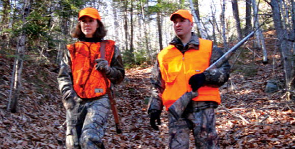 Male_and_female_hunters_c_NHFG_staff_photo