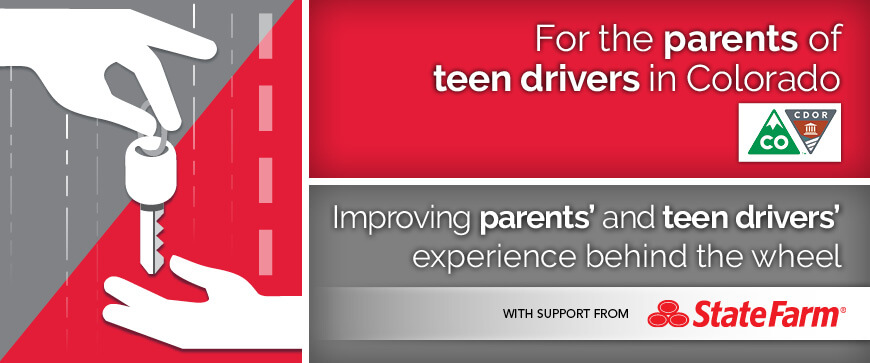 Welcome to the Colorado Parent's Supervised Driving Program