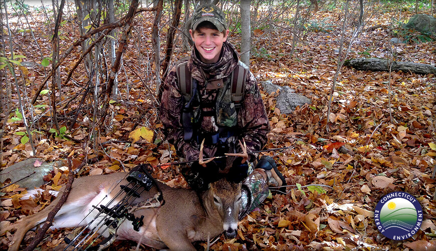 Connecticut Hunting Regulations Welcome Slider