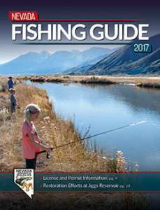 Nevada Fishing Regulations Cover