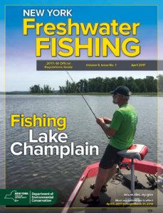 New York Fishing Cover